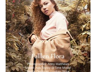 "Bring Me Magazine- ""Fallen Flora"""
