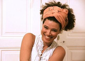 Katyhuska Robinson, singer,