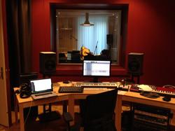 In studio!