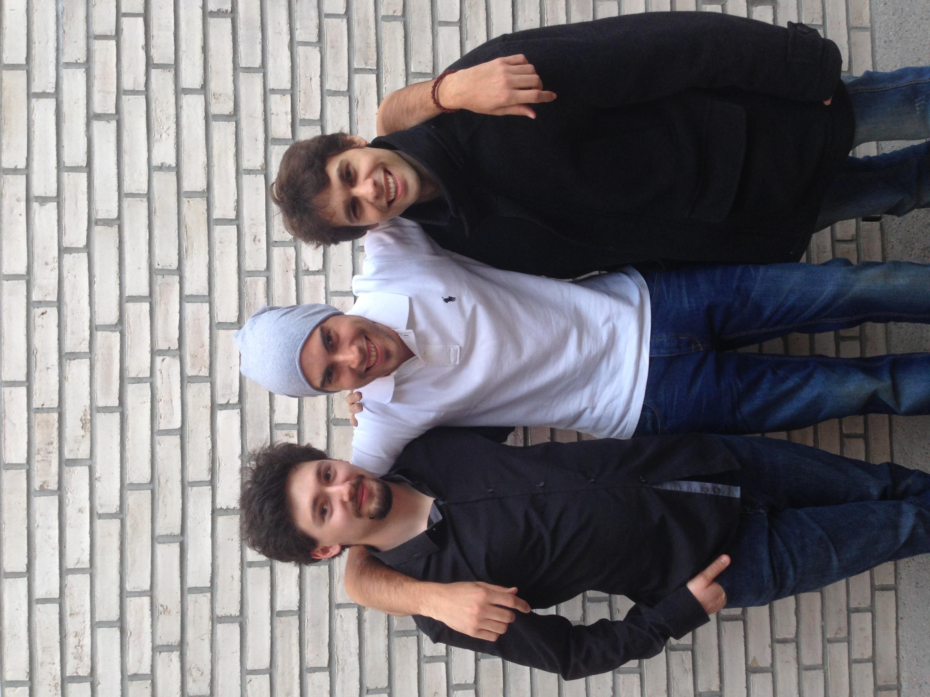 Alberto Garcia Trio