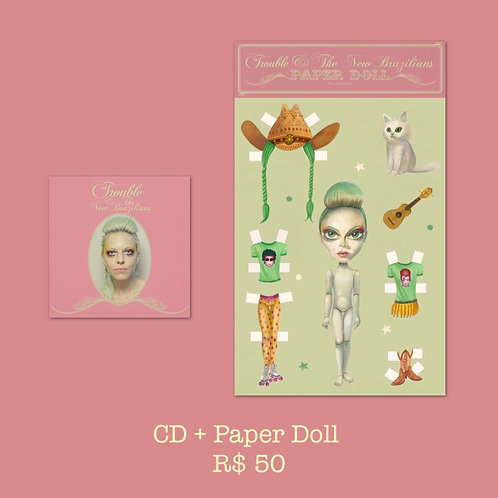 CD + Paper Doll