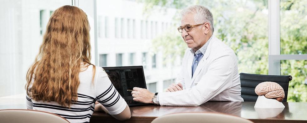 Neurochirurgie Prof. Dr. med. A. Mendelowitsch