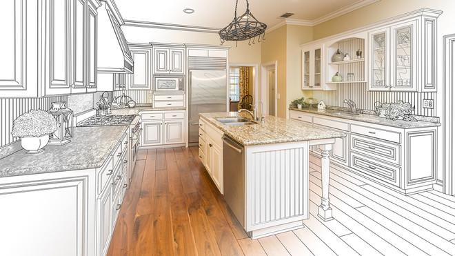 bigstock-Beautiful-Custom-Kitchen-Desig-