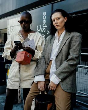 London Fashion Week S/S 19