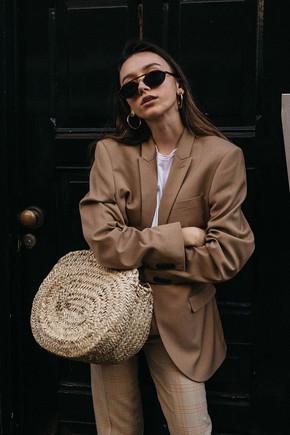 Summer Accessory: the basket bag