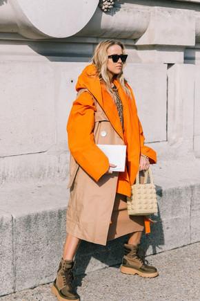How to style neon orange
