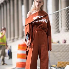 New-York Fashion Week S/S 17