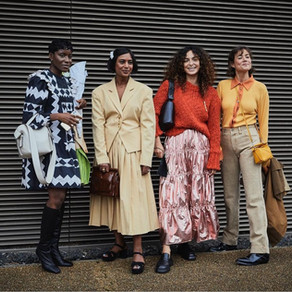 London Fashion Week S/S 22