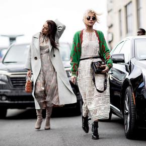New-York Fashion Week F/W 17