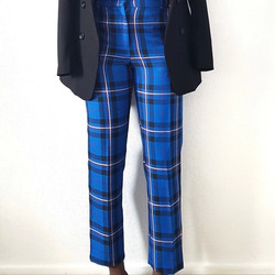 pantalon à carreaux Asos