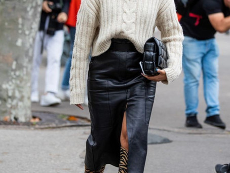 Winter 2021: how to style half zip sweaters