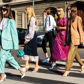Milan Fashion Week S/S 19