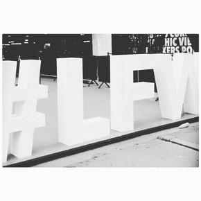 London Fashion Week F/W 16
