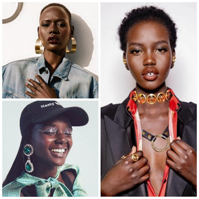 The representation of black models & executives in the fashion industry