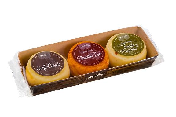 Montiqueijo renova imagem dos queijos curados