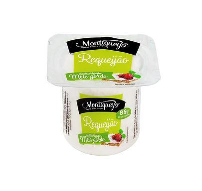 Montiqueijo cria requeijão de 85 gramas para ajudar a evitar desperdício alimentar