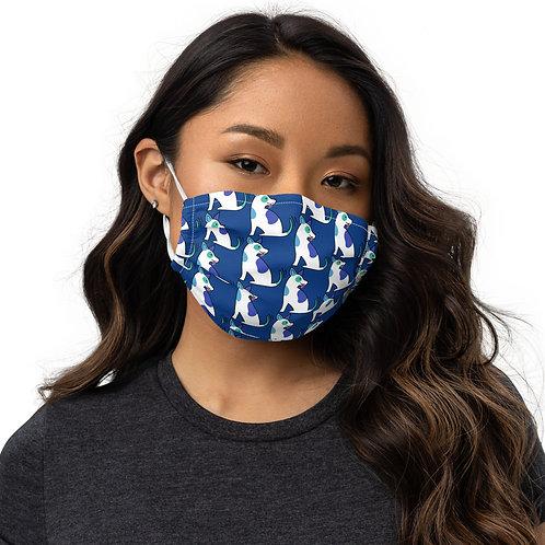 Fur Ball Mask