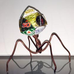 AluminumCopperWire Bacteriophage