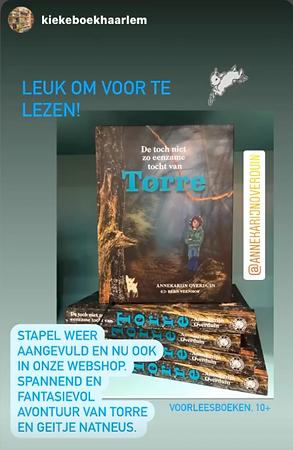 tip kinderboek Kiekeboek voorlezen avontuur fantasievol Kiekenboek