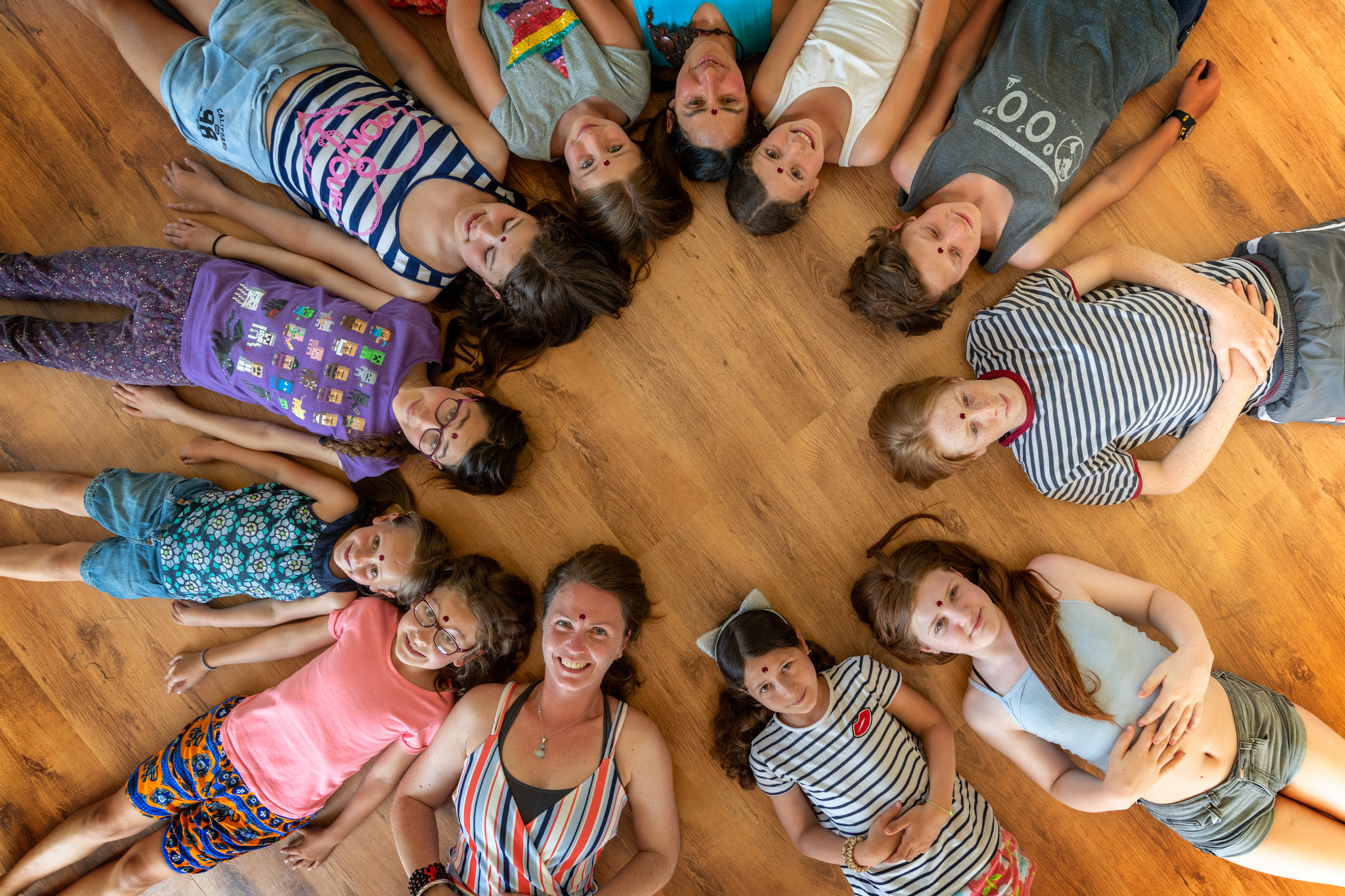 Stress management Yoga 11-16 years old