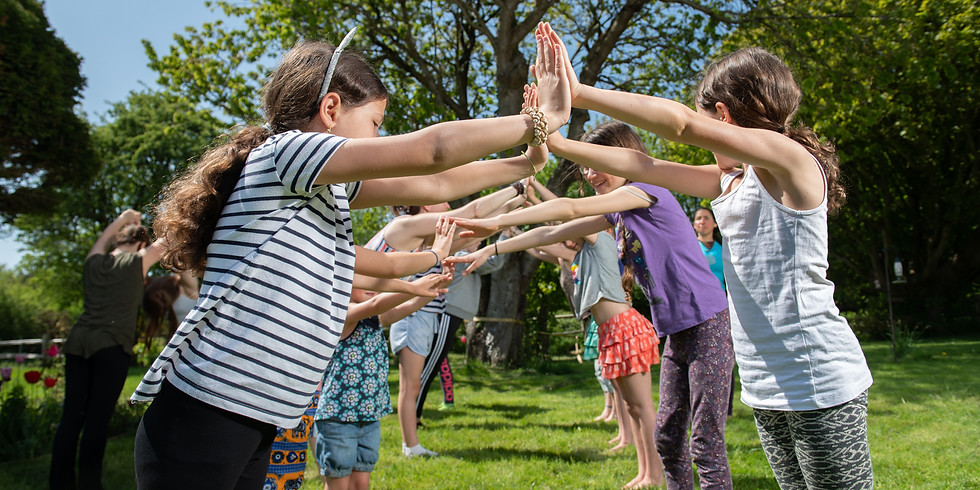Digital detox, yoga, mindful living, bothmer games retreat for 10-16 years