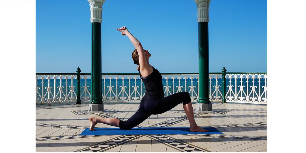 Zoom Adults Yoga