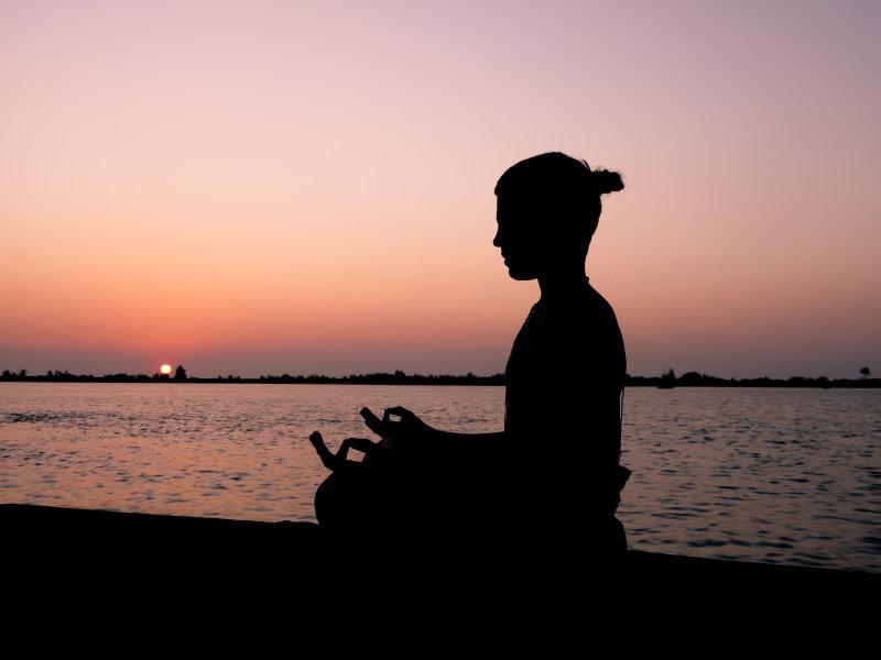 Evening Yoga for peaceful sleep