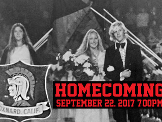 Homecoming Weekend Updates