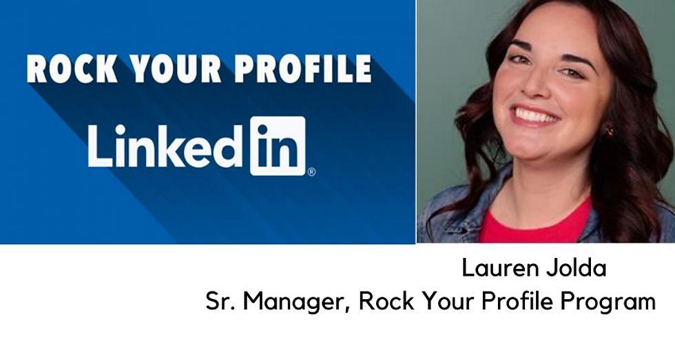 "WEoB Education Call: Rock Your Profile: Unleash ""Your"" Wonder Woman on LinkedIn"