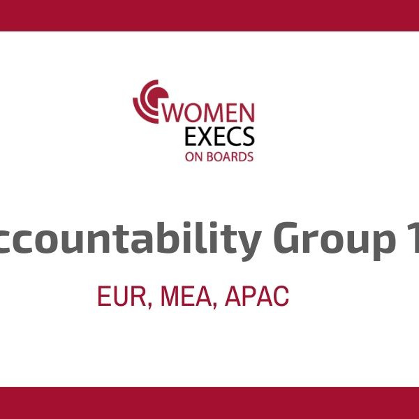 Accountability Group #1 Monthly Call