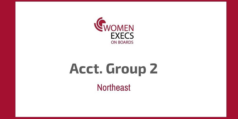 Accountability Group #2 Call