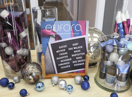 Explore Eufora Holiday Gifts