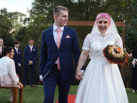 Geordi + Sebastian   Sunshine Coast Wedding