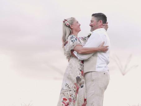 Lorena + Kyle | Gold Coast boho style wedding