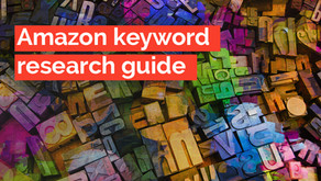 Amazon keyword research guide – How to find best Amazon keywords and what tools can you use?