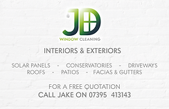 JD Window cleaning Co Business cards2.pn