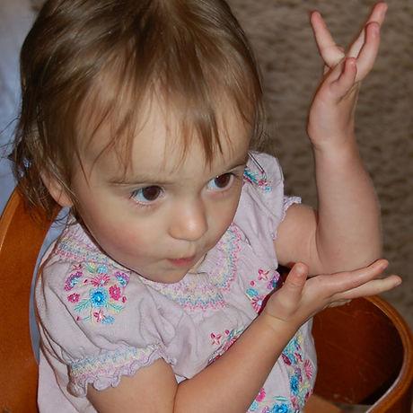 Sign Language for 'tree'