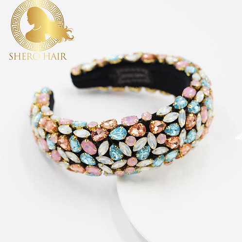 Luxury Swarovski Crystal Headbands