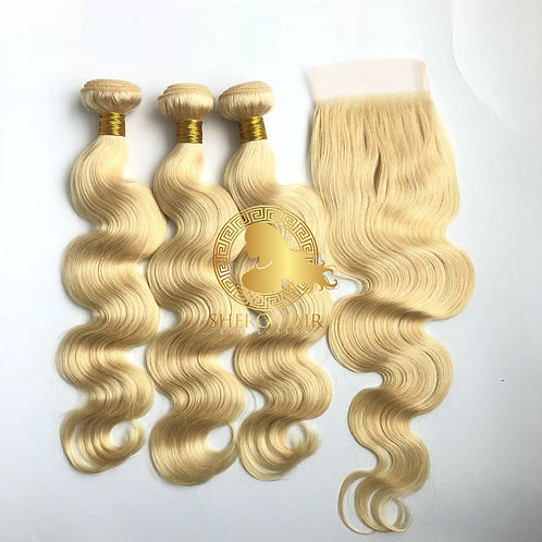 Blonde 613/ Ombre Hair Extensions