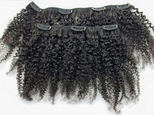 Au Naturale Afro Clip-Ins (3c-4a)