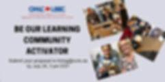 Learning Community Activator banner_fina