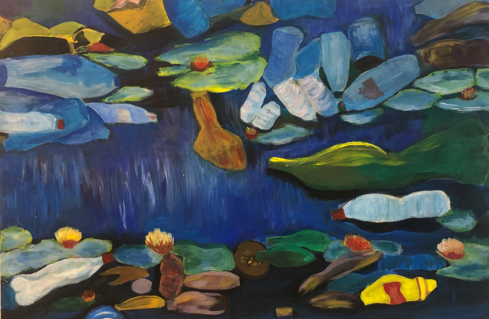 Plastic Pond