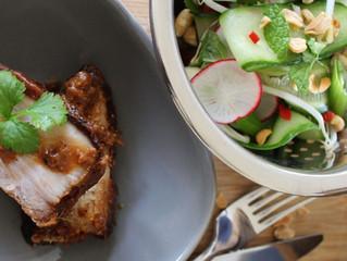 ベトナム風豚肉のロースト【オーブン焼き】