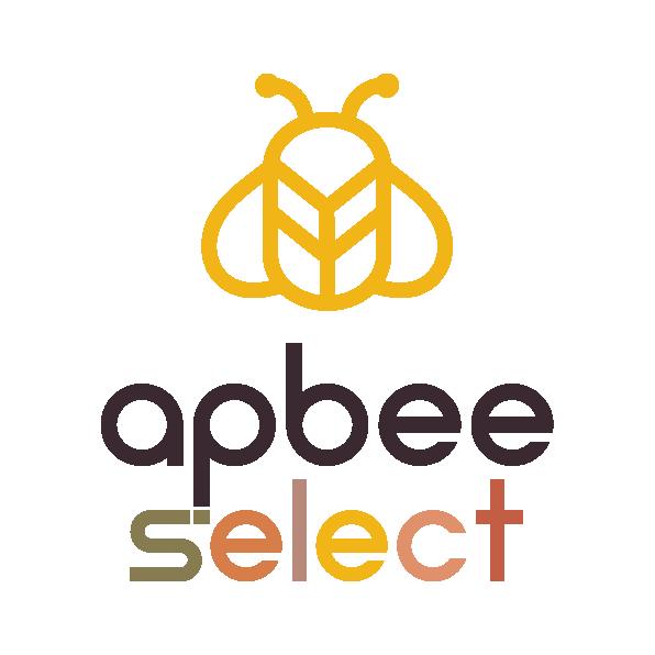 アピビーセレクトロゴ