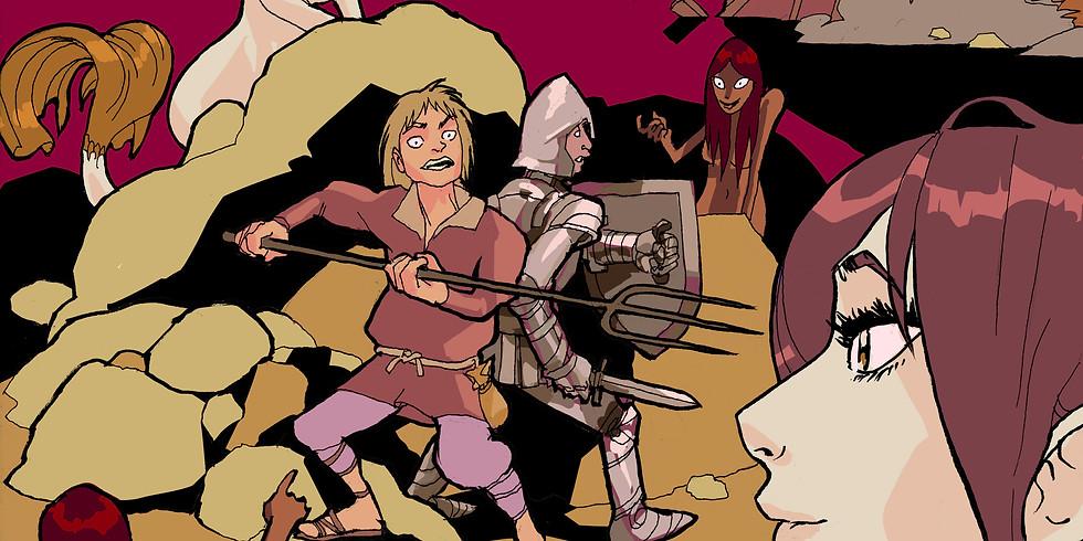 Orcs #30: Mer-Mayhem