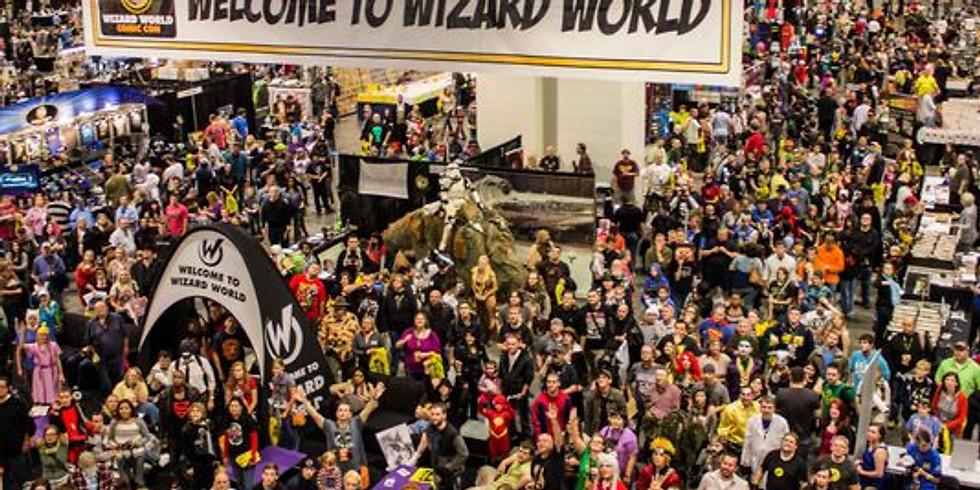 Orcs! Orcs! Orcs! panel at Wizard World