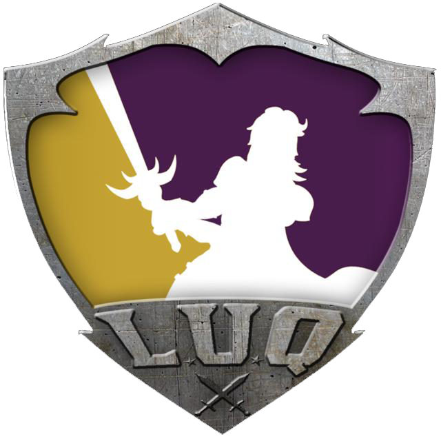 Logo of League of Ultimate Questing podcast