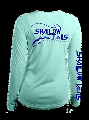 Ladies - Solar Performance Long Sleeve (Main Logo)