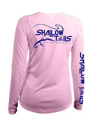 Ladies - Solar Performance Long Sleeve (Main Logo)