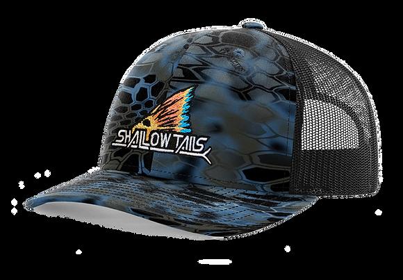 Kryptek: Neptune Black - Tailing Fin Hat